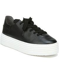 Sam Edelman Pippy Platform Sneaker - Black