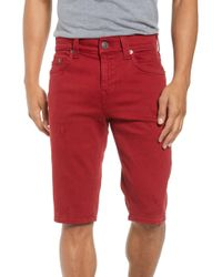 True Religion - Ricky Relaxed Fit Shorts - Lyst