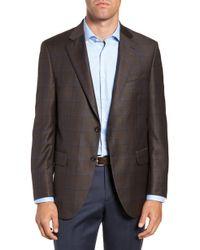 Peter Millar - Flynn Classic Fit Wool Sport Coat - Lyst