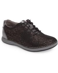 Alegria - Essence Lace-up Leather Oxford - Lyst