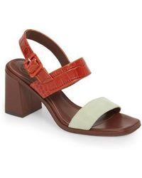 Tory Burch - Delaney Double Strap Sandal - Lyst