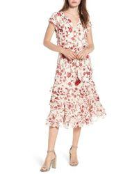 Rebecca Minkoff - Sophie Print Dress - Lyst