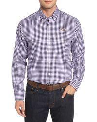 Cutter & Buck - League Baltimore Ravens Regular Fit Shirt - Lyst