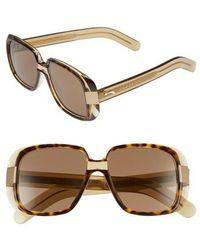 Gucci - Cruise 51mm Square Sunglasses - Lyst