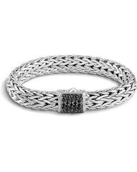 John Hardy - 'classic Chain' Large Bracelet - Lyst