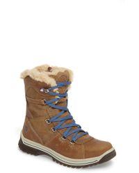Santana Canada Majesta 2 Faux Fur Lined Waterproof Boot - Brown