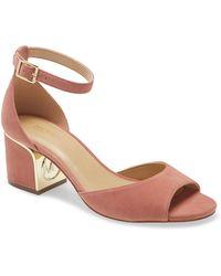 MICHAEL Michael Kors Lana Ankle Strap Sandal - Multicolor