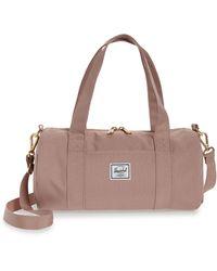 Herschel Supply Co. Mini Sutton Canvas Duffle Bag - Multicolour