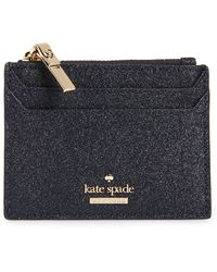 Kate Spade - Burgess Court - Lalena Leather Card Case - Lyst