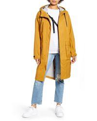 Nike Sportswear Lab Hypershield Parka - Yellow