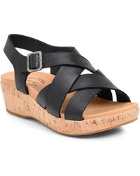 Kork-Ease - Kork-ease Caroleigh Wedge Sandal - Lyst