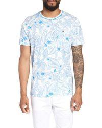 Ted Baker - Bengel Crewneck T-shirt - Lyst
