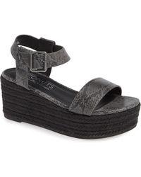 Matisse - Sunchaser Platform Sandal - Lyst
