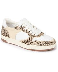 Madewell - Court Spotted Genuine Calf Hair Sneaker - Lyst