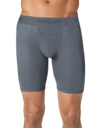 Tommy John - 'second Skin' Boxer Briefs - Lyst