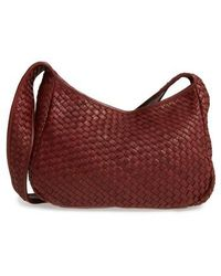 Robert Zur | Small Delia Leather Hobo | Lyst