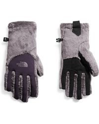 The North Face - Osito E-tip Gloves - Lyst