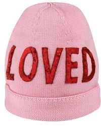 Gucci - Loved Sequin Wool Beanie - Lyst
