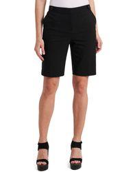 Vince Camuto Bermuda Shorts - Black