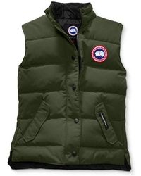 Canada Goose - 'freestyle' Slim Fit Down Vest - Lyst