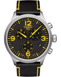 Tissot - Chrono Xl Classic Tour De France Watch - Lyst