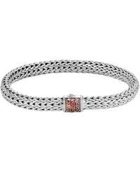John Hardy - Classic Chain Small Bracelet - Lyst