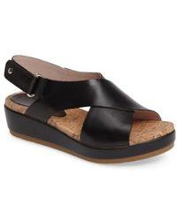 Pikolinos | 'mykonos' Platform Sandal | Lyst