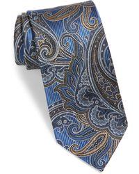 Nordstrom - Paisley Silk Tie - Lyst