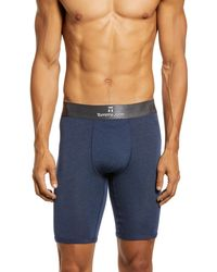 Tommy John Second Skin Heather Boxer Briefs - Multicolor