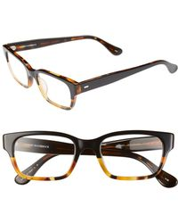 Corinne Mccormack Sydney 44mm Reading Glasses - Black