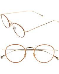 Derek Lam - 47mm Optical Glasses - Tan - Lyst