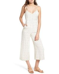 Lost + Wander - Hollywood Jumpsuit - Lyst