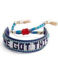 Rebecca Minkoff - We Got This Friendship Bracelet - Lyst