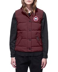 Canada Goose - Freestyle Down Vest - Lyst