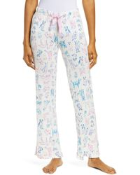 Lilly Pulitzer Lilly Pulitzer Pajama Pants - Blue