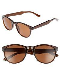 Nordstrom - 1901 Victor 54mm Sunglasses - Lyst