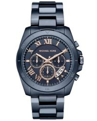 Michael Kors - Brecken Chronograph Bracelet Watch - Lyst