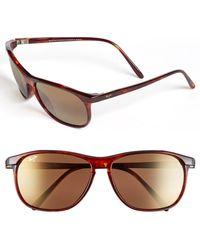 Maui Jim - 'voyager - Polarizedplus2' 60mm Sunglasses - Lyst