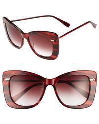 Derek Lam - Clara 55mm Gradient Sunglasses - Lyst