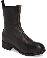 Guidi - Front Zip Boot - Lyst