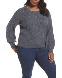 Vince Camuto - Textured Sweater - Lyst