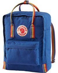 Fjallraven - Fjällräven Kånken Rainbow Water Resistant Backpack - Lyst