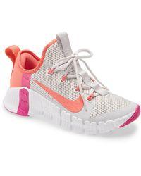 Nike Free Metcon 3 Training Shoe - White