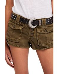 Free People | Cora Shorts | Lyst