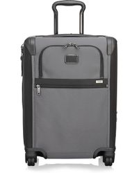 Tumi Alpha 2 22-inch Continental Wheeled Carry-on - Metallic