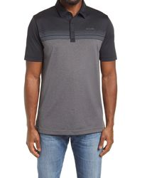 Travis Mathew Bayou Road Polo - Black