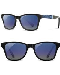 Shwood - 'canby' 53mm Polarized Sunglasses - - Lyst