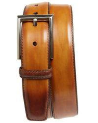 Magnanni - Catalux Leather Belt - Lyst