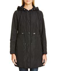 Moncler - Anthemis Raincoat - Lyst