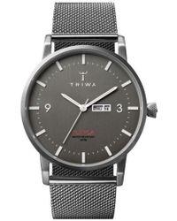 Triwa - Dusk Klinga Mesh Strap Watch - Lyst